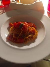 spaghetti pomodro
