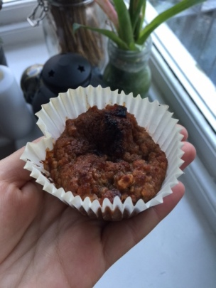 sad muffin